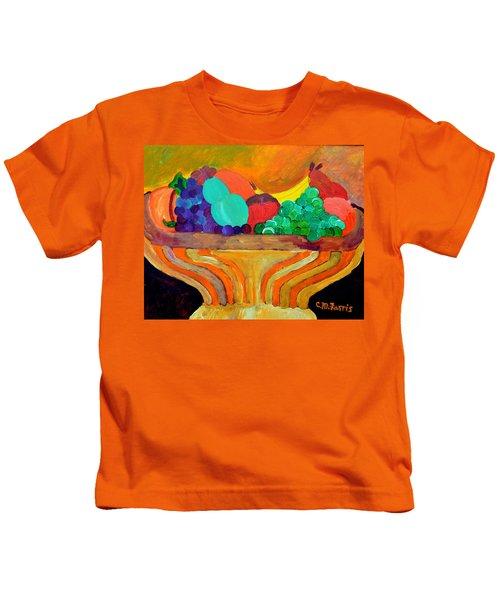 Fruit Bowl 1 Kids T-Shirt