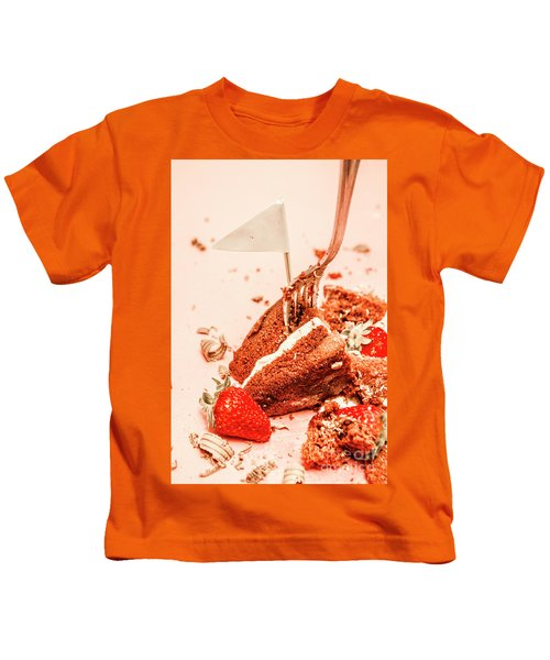 Giving In Kids T-Shirt