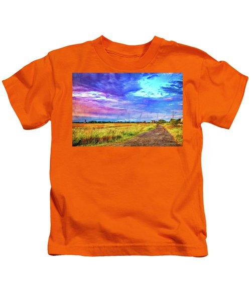 Goin' Home 2 - Overlay Kids T-Shirt