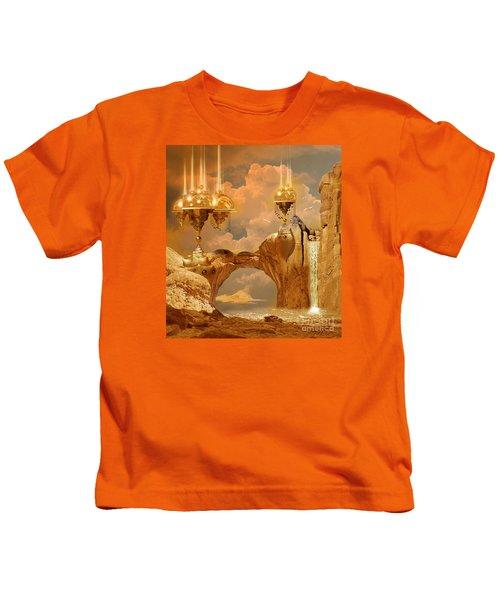 Golden City Kids T-Shirt