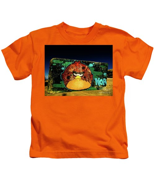 Graffiti_01 Kids T-Shirt