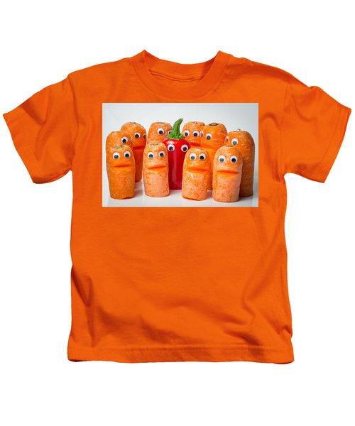 Group Photo. Kids T-Shirt