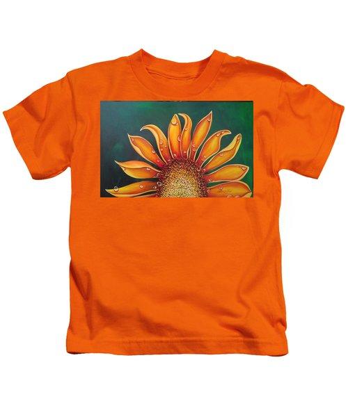 Happy Flower Kids T-Shirt
