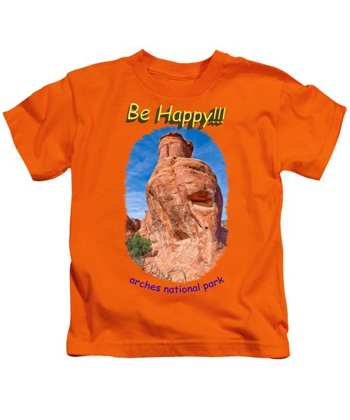 Happy Rock Kids T-Shirt