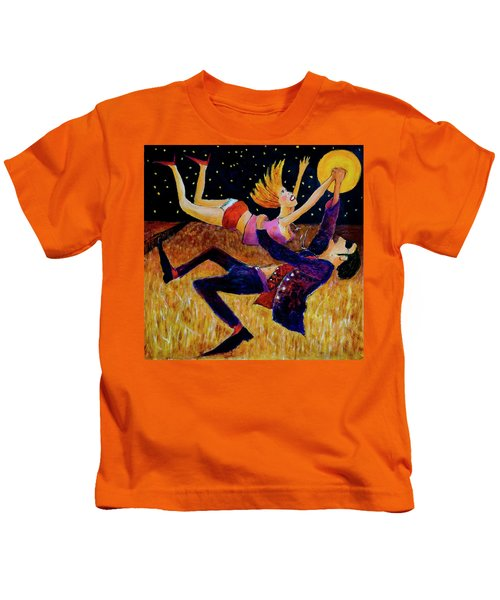 Harvest Moon Jive Kids T-Shirt