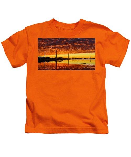 Swing Bridge Heat Kids T-Shirt
