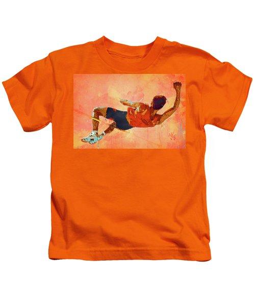 High Jumper Kids T-Shirt