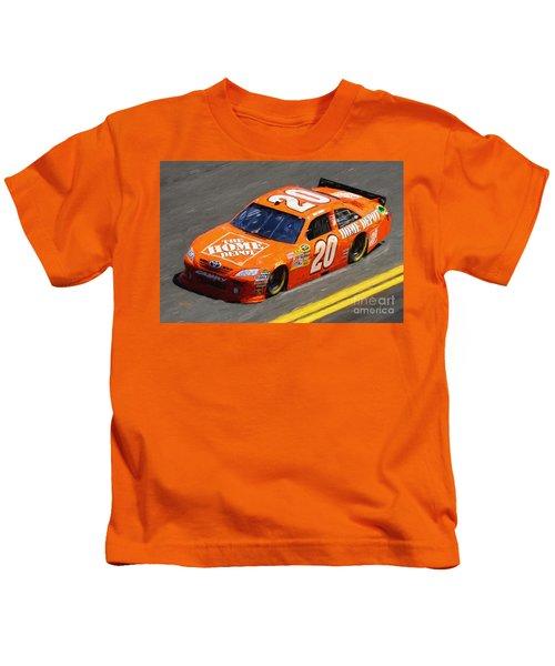 Home Depot Nascar Kids T-Shirt