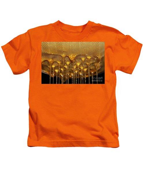 Honey Drip Kids T-Shirt