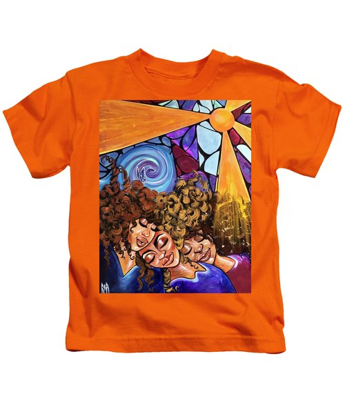 I Am My Sisters Keeper Kids T-Shirt