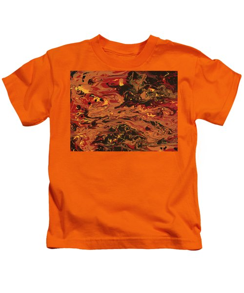 In Flames Kids T-Shirt
