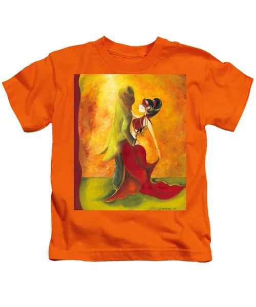 In The Spotlight  Kids T-Shirt