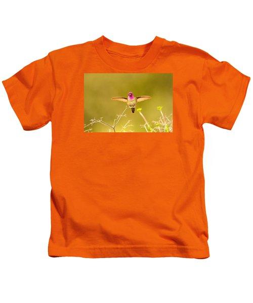 Anna's Beauty   Kids T-Shirt