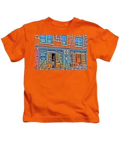 Java House Kids T-Shirt