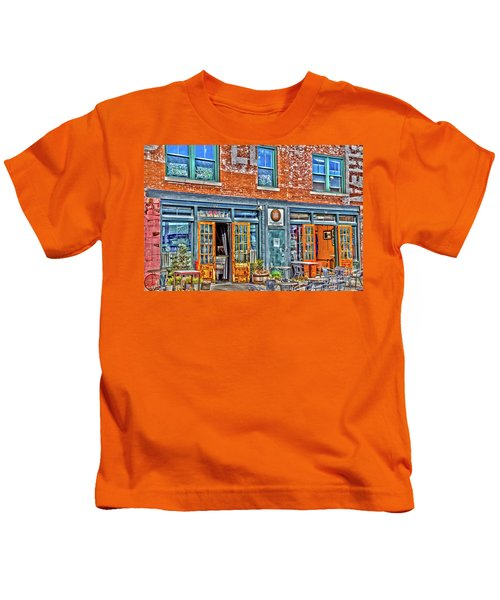 Java House Kids T-Shirt