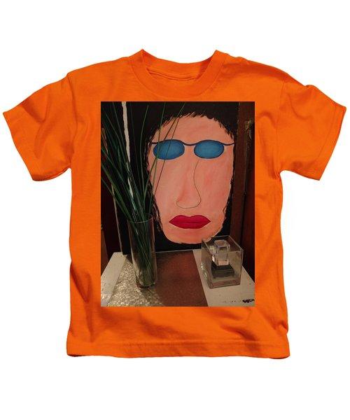 Johnlennonborderline Kids T-Shirt