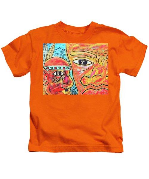 Journeys Ahead Kids T-Shirt