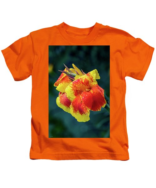 Jungle Flowers Kids T-Shirt