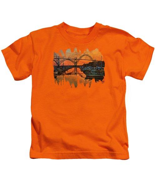 Just After Sunset  Kids T-Shirt