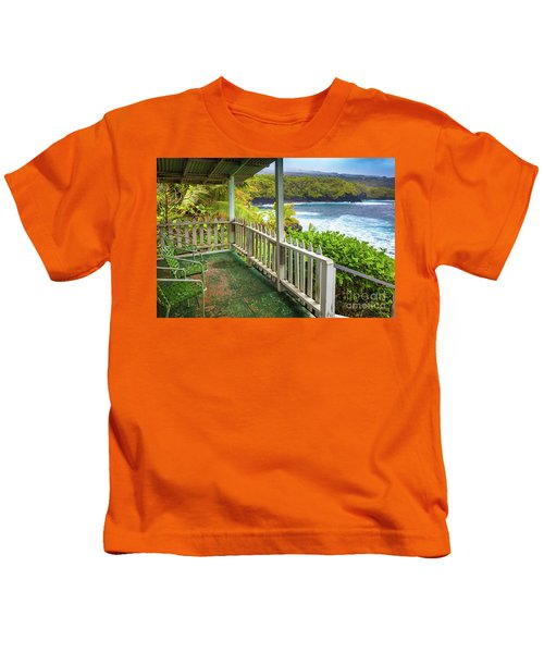 Kahanu Porch Kids T-Shirt