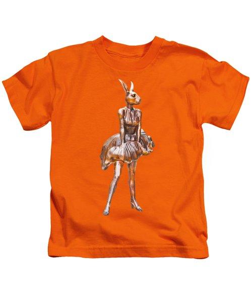 Kangaroo Marilyn Kids T-Shirt