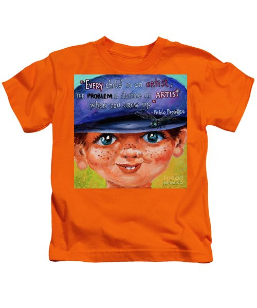 Kid Kids T-Shirt