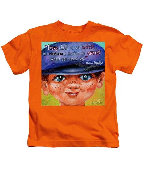 Kid Kids T-Shirt