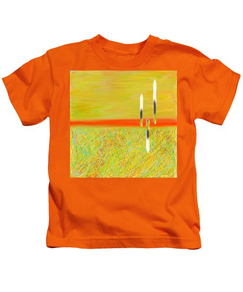 Land Somewhere Kids T-Shirt