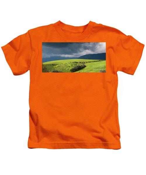 Landscape Aspromonte Kids T-Shirt