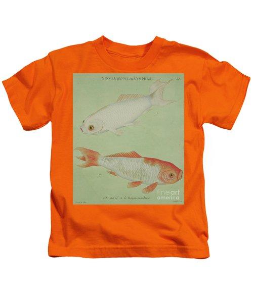 Le Nacre, Le Rougi Membres Kids T-Shirt