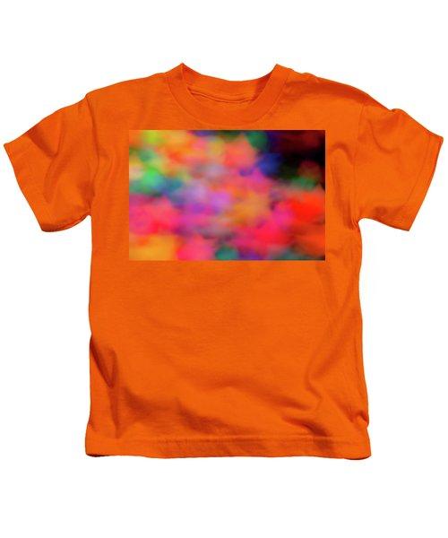 Lucky Neon Stars Kids T-Shirt