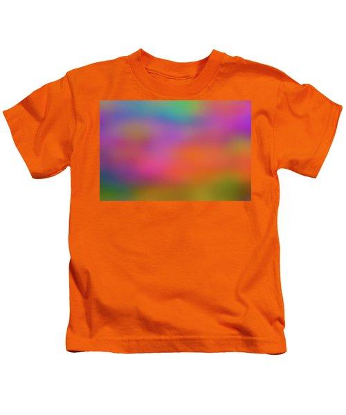Light Painting No. 7 Kids T-Shirt