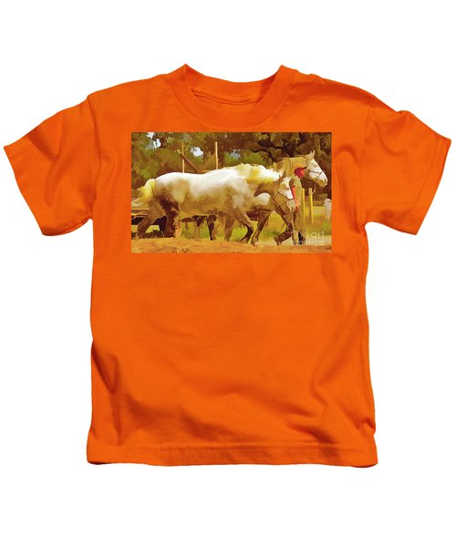 Lunchtime Kids T-Shirt
