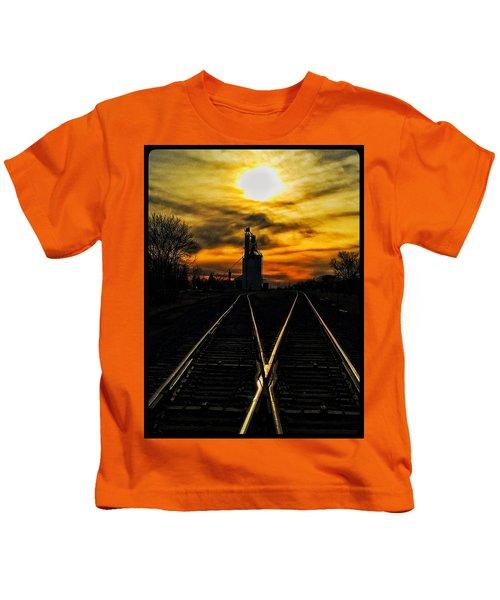 M Track Kids T-Shirt