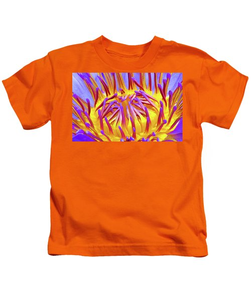 Macro's Lotus Kids T-Shirt