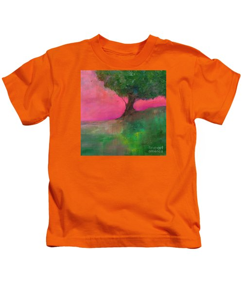 Magic Hour Kids T-Shirt