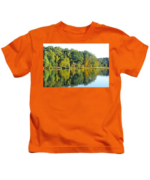 Mallows Bay Kids T-Shirt
