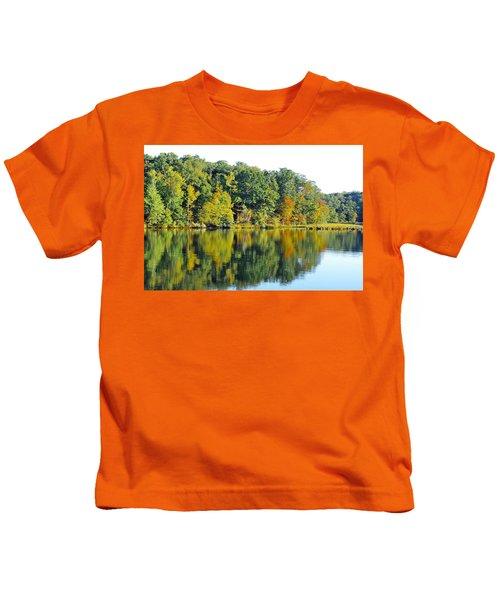 Mallows Bay Kids T-Shirt