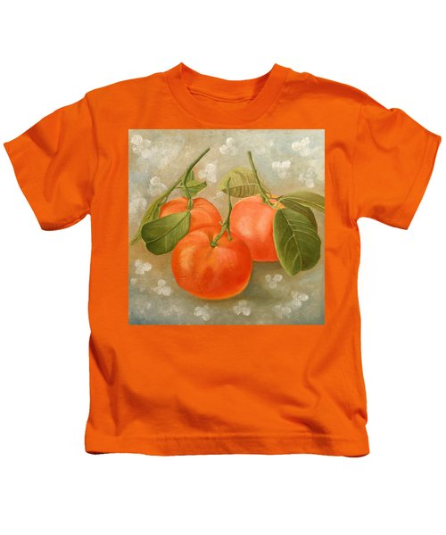 Mandarins Kids T-Shirt