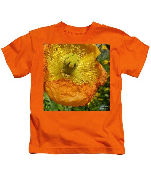 Mellow Yellow - Signed Kids T-Shirt