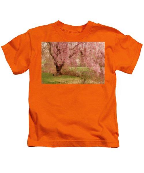Memories - Holmdel Park Kids T-Shirt