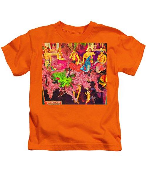 Mermen Kids T-Shirt