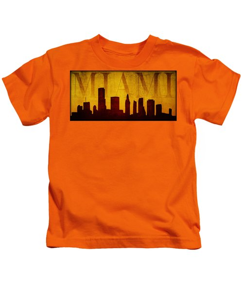 Miami Kids T-Shirt