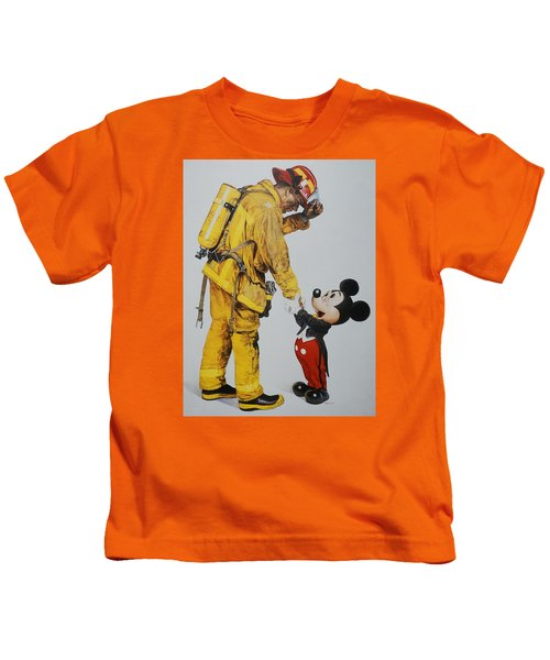 Mickey And The Bravest Kids T-Shirt