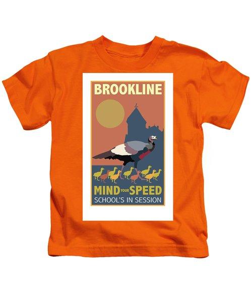 Mind Your Speed Kids T-Shirt