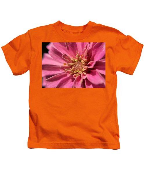 Morning Pink Kids T-Shirt