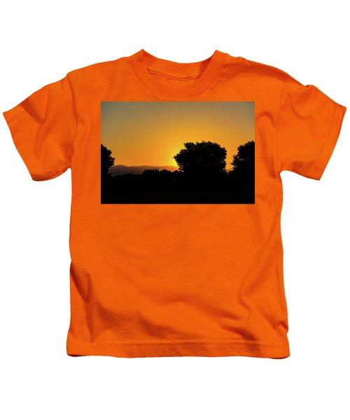 Morning Sunshine Kids T-Shirt