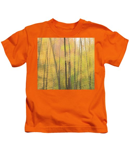 Motion In Color Kids T-Shirt