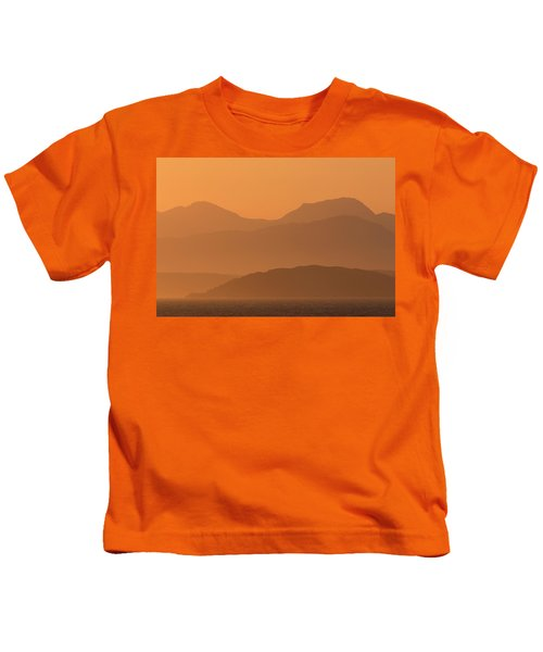 Mull Sunrise Kids T-Shirt