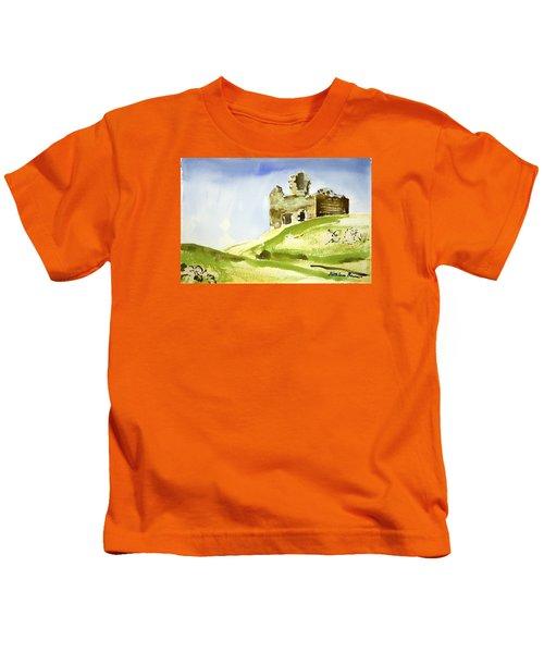 Napoleonic Lookout Kids T-Shirt